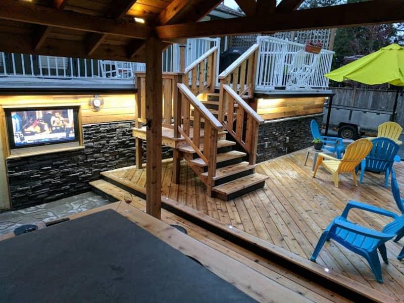 Housesitting assignment in Abbotsford, British Columbia, Canada