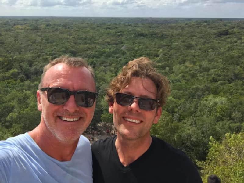 Matt & David from Bampton, United Kingdom