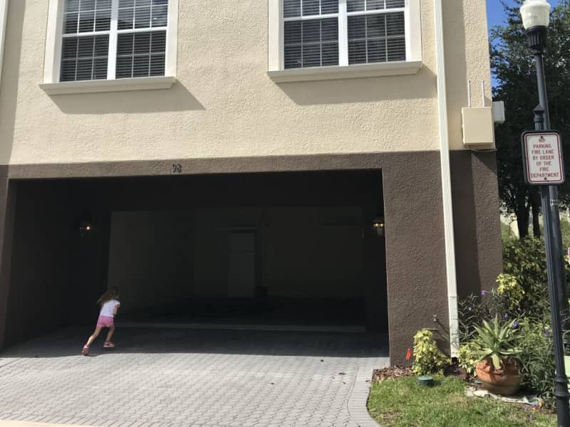 Housesitting assignment in Tampa, Florida, United States