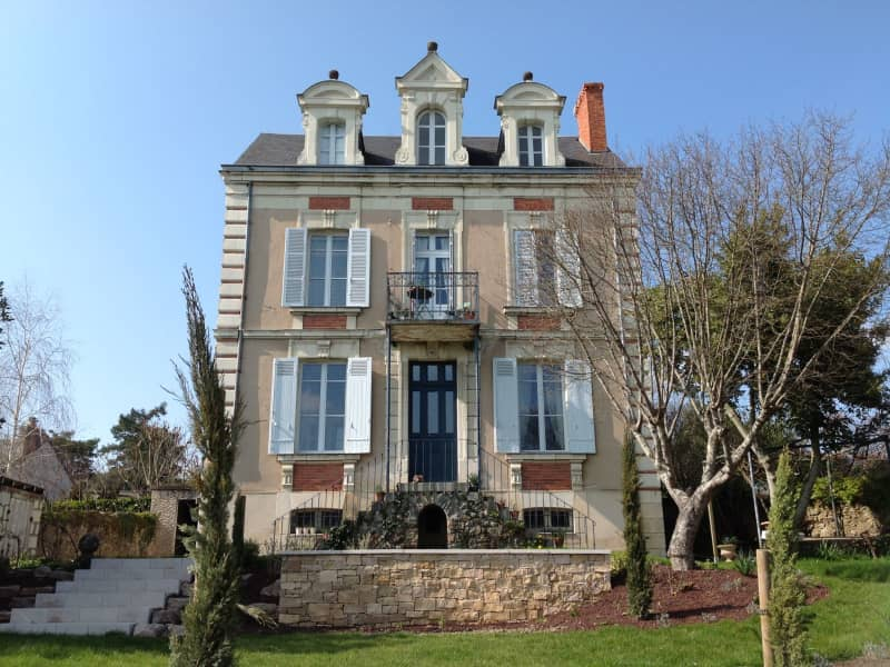 Housesitting assignment in Bouchemaine, France