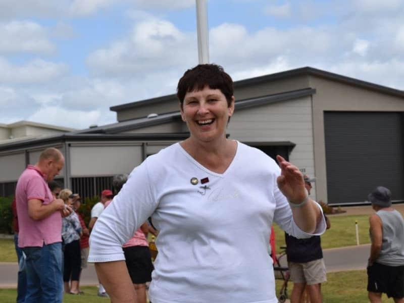 Robyn from Maryborough, Queensland, Australia