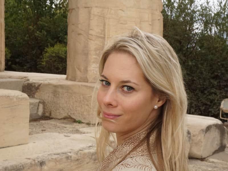 Linda from Bratislava, Slovakia