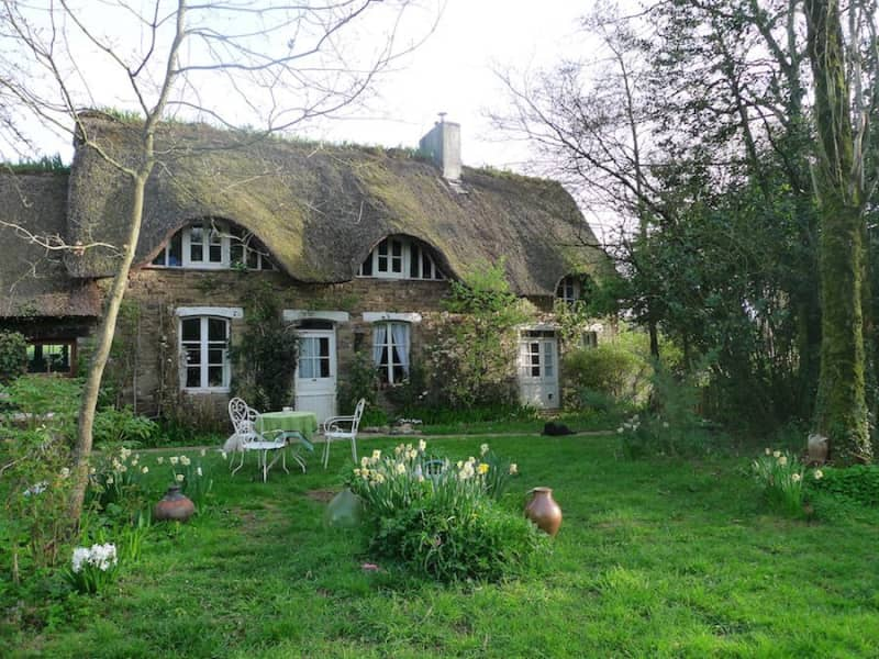 Housesitting assignment in Campeaux, France