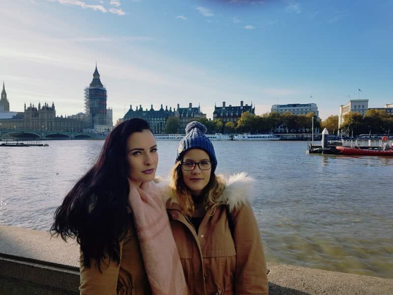 Kristina & Nikol from Bradford, United Kingdom