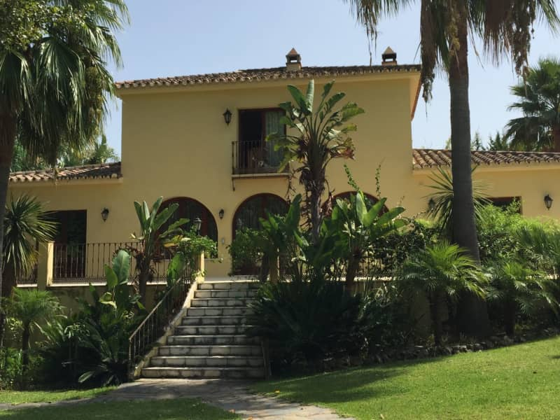 Housesitting assignment in Estepona, Spain