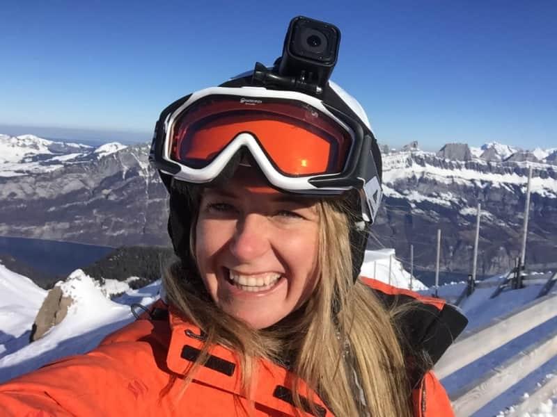 Jess from Frauenfeld, Switzerland