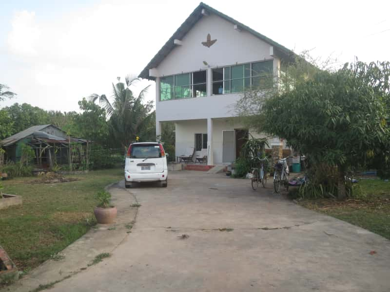 Housesitting assignment in Kampot, Cambodia