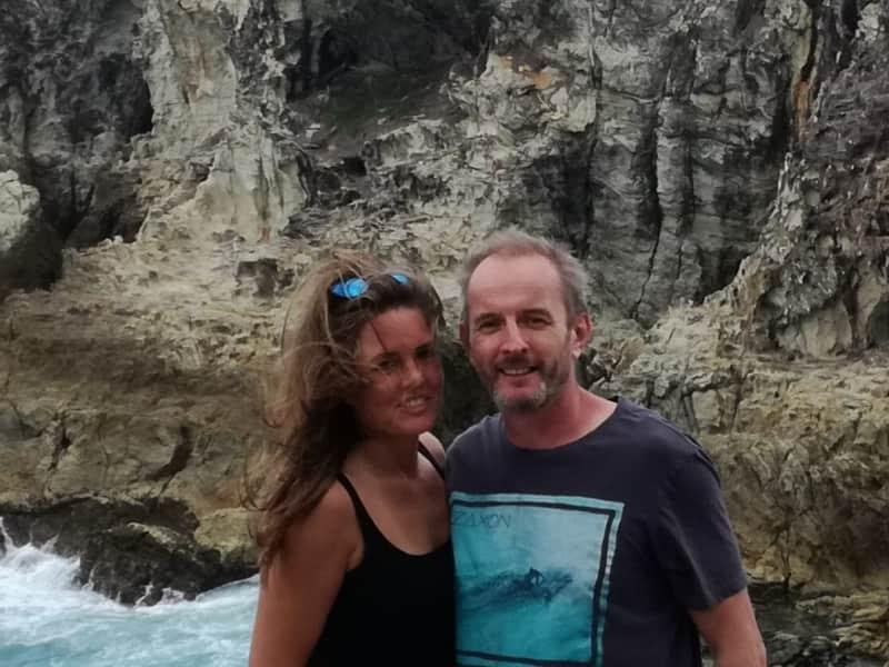 Melanie & Benedict from Hamburg, Germany