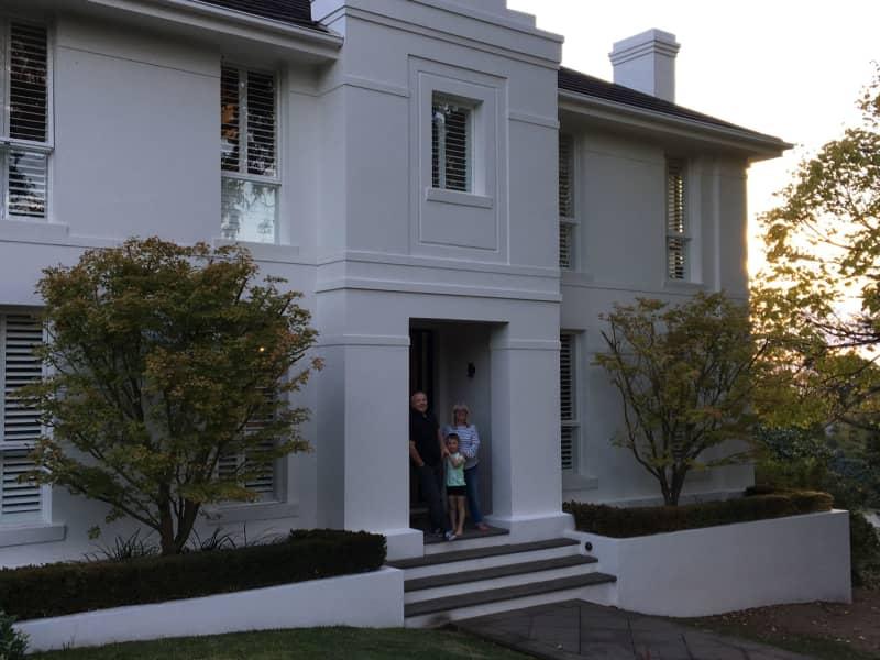 Housesitting assignment in Mount Eliza, Victoria, Australia