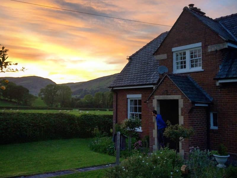 Housesitting assignment in Oswestry, United Kingdom