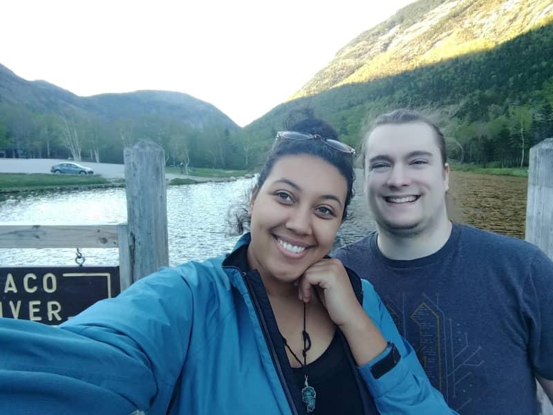 Tylor & Sariah from Ashland, New Hampshire, United States