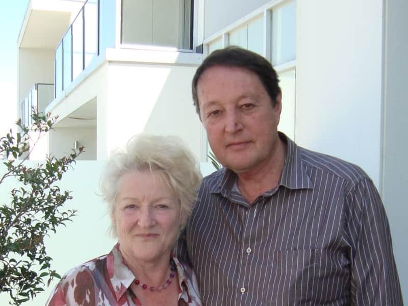 William & Rosemarie from Daylesford, Victoria, Australia