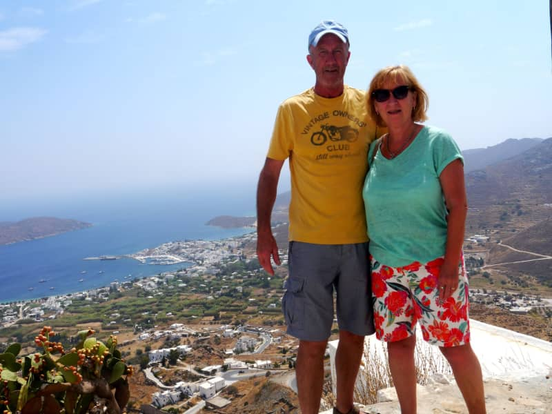 Jackie & Alan from Wallasey, United Kingdom