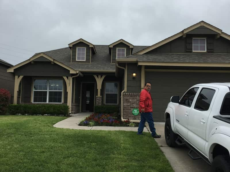 Housesitting assignment in Owasso, Oklahoma, United States