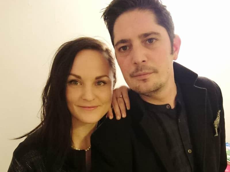 Anita & Luke from Glasgow, United Kingdom