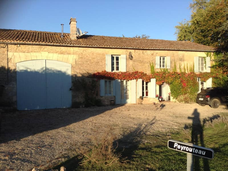Housesitting assignment in La Réole, France