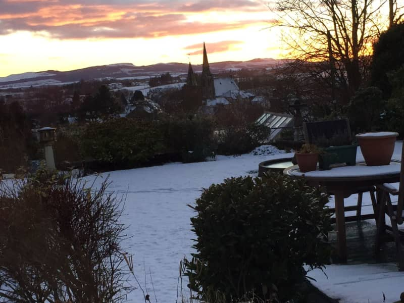 Housesitting assignment in Milnathort, United Kingdom