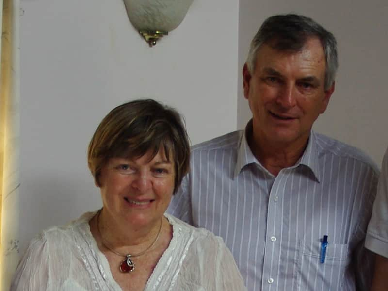 Jean & Ben from Toowoomba, Queensland, Australia