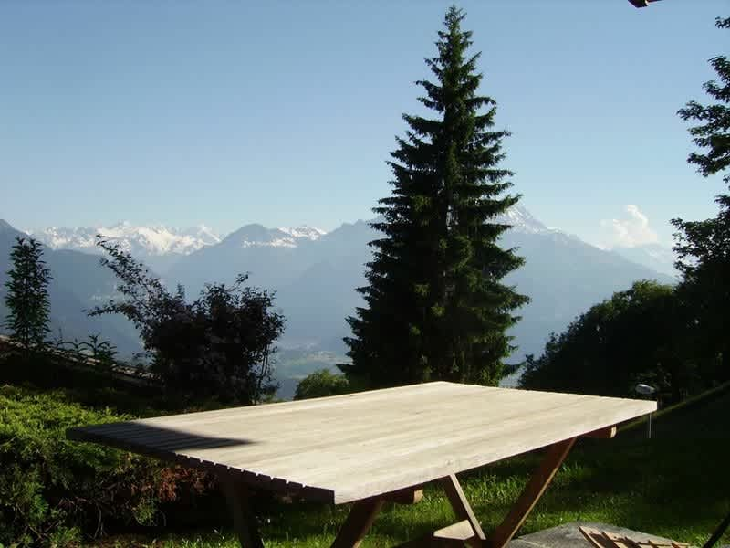 Housesitting assignment in Chesières, Switzerland