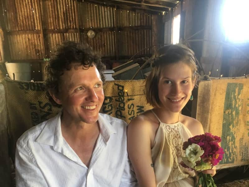 Anja & Peter from Araluen, New South Wales, Australia