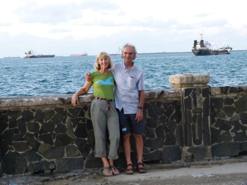 Rosemary & Robert from High Wycombe, United Kingdom