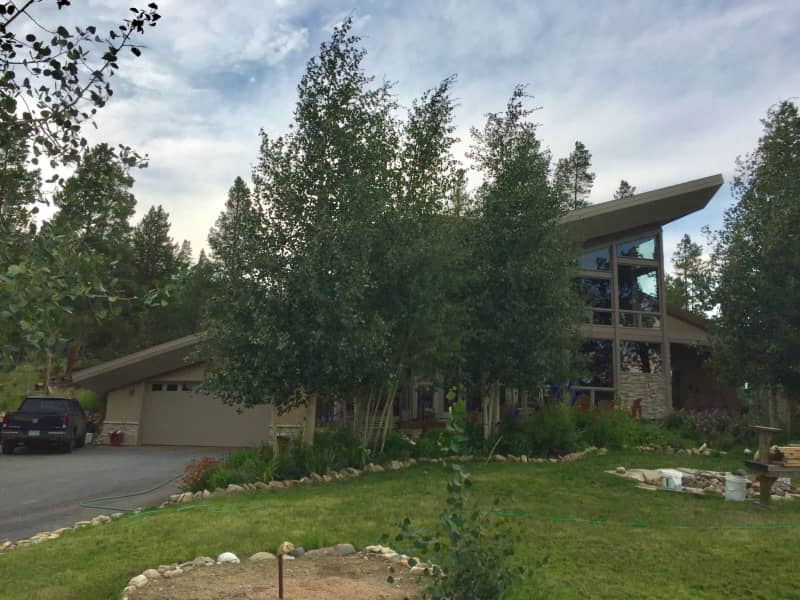 Housesitting assignment in Tabernash, Colorado, United States