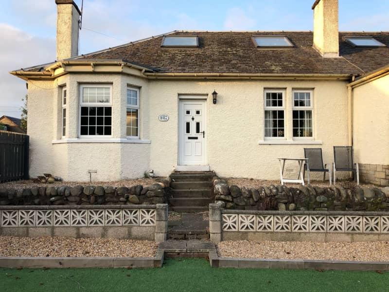 Housesitting assignment in Monifieth, United Kingdom