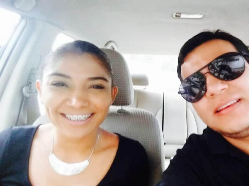 Katherine & Carlos from San José, Costa Rica