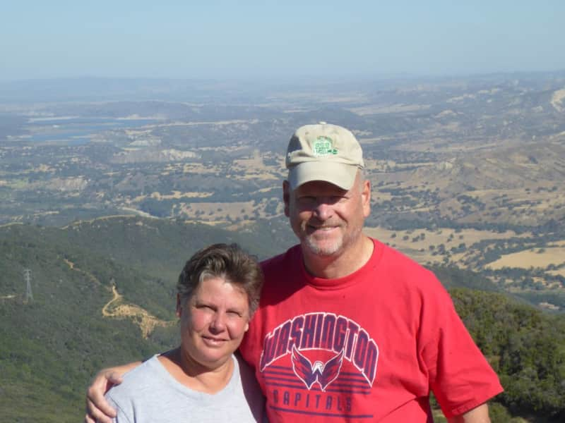 Rory & Gail from Burke, Virginia, United States