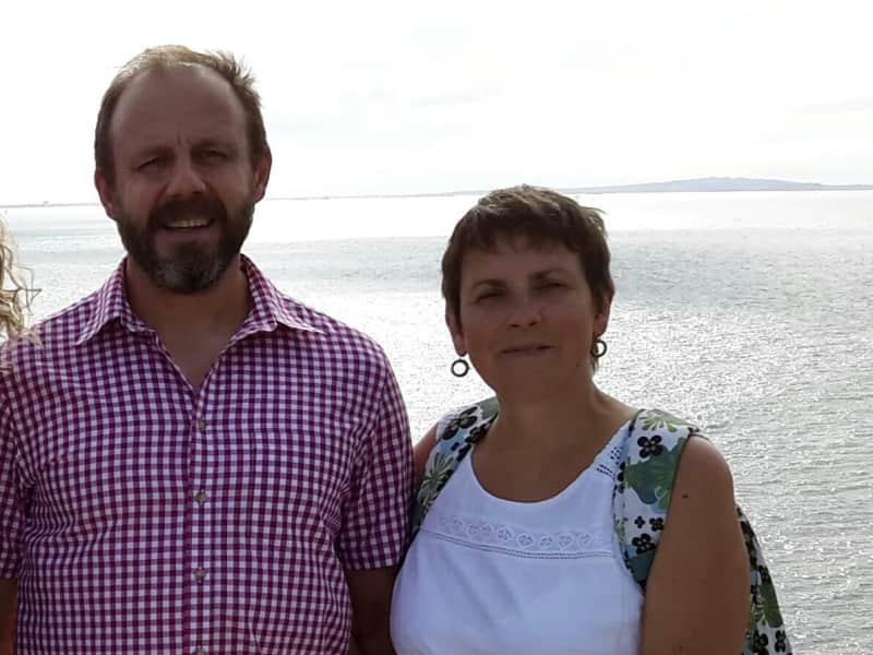 Kate & Steve from Eastbourne, United Kingdom