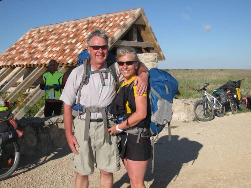 Debbie & Garth from Calgary, Alberta, Canada