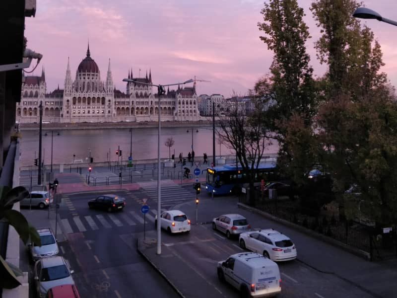 Housesitting assignment in Budapest, Hungary