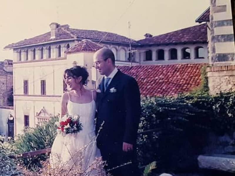 Angela & Massimiliano from Biella, Italy