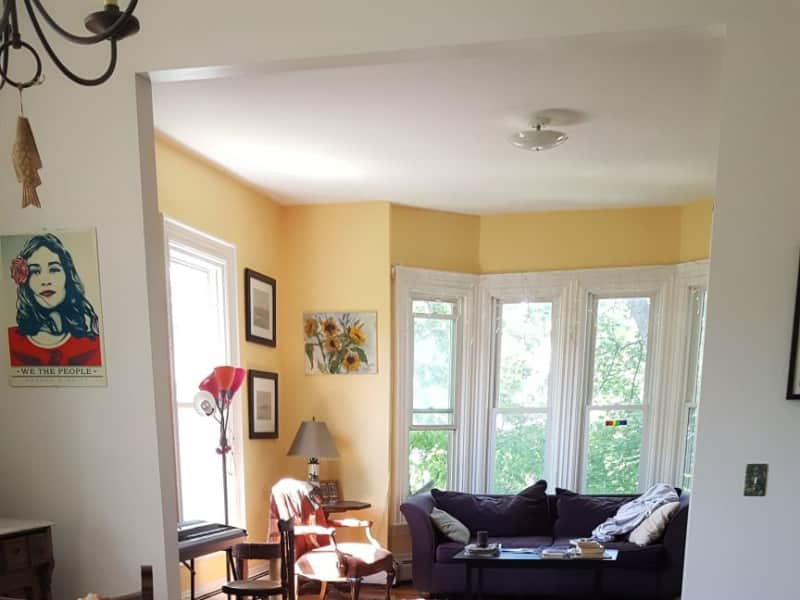 Housesitting assignment in Chelsea, Massachusetts, United States