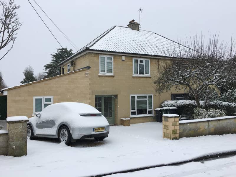 Housesitting assignment in Bradford-on-Avon, United Kingdom