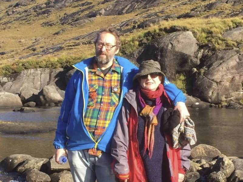 Diane & Ruud from Isle of Skye, United Kingdom