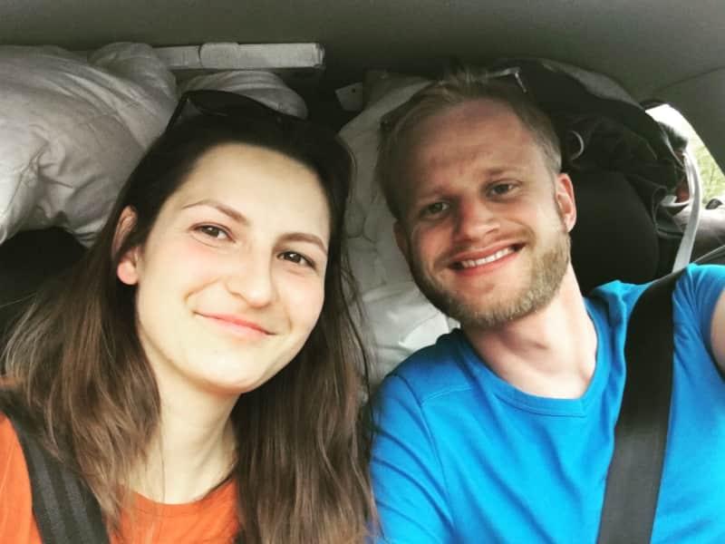Barbora & Jan from Prague, Czech Republic