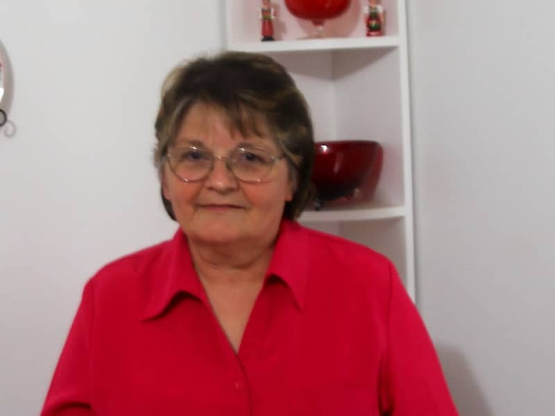 Martha from Alice Springs, Northern Territory, Australia