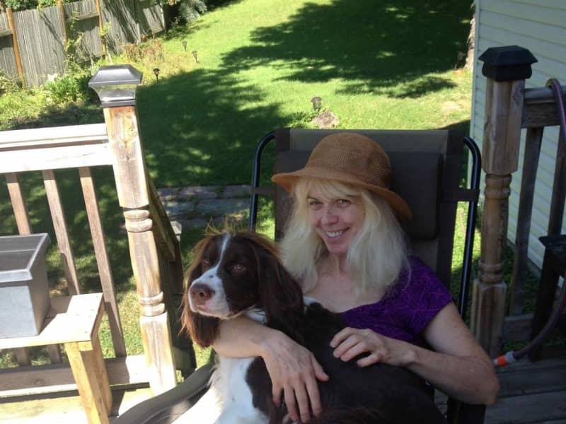 Lynne from Huntsville, Ontario, Canada