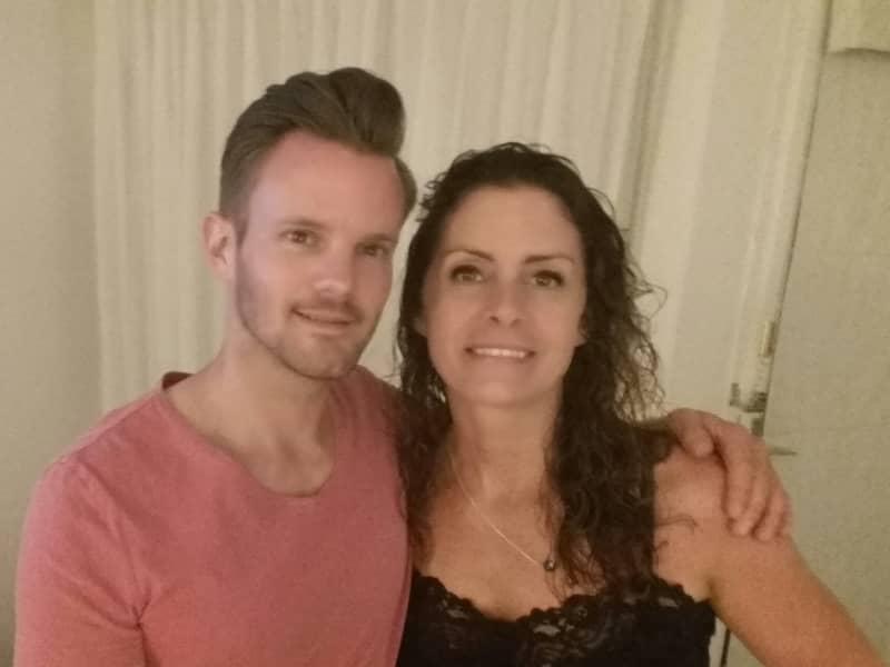 Vickie & Gareth from Newark on Trent, United Kingdom