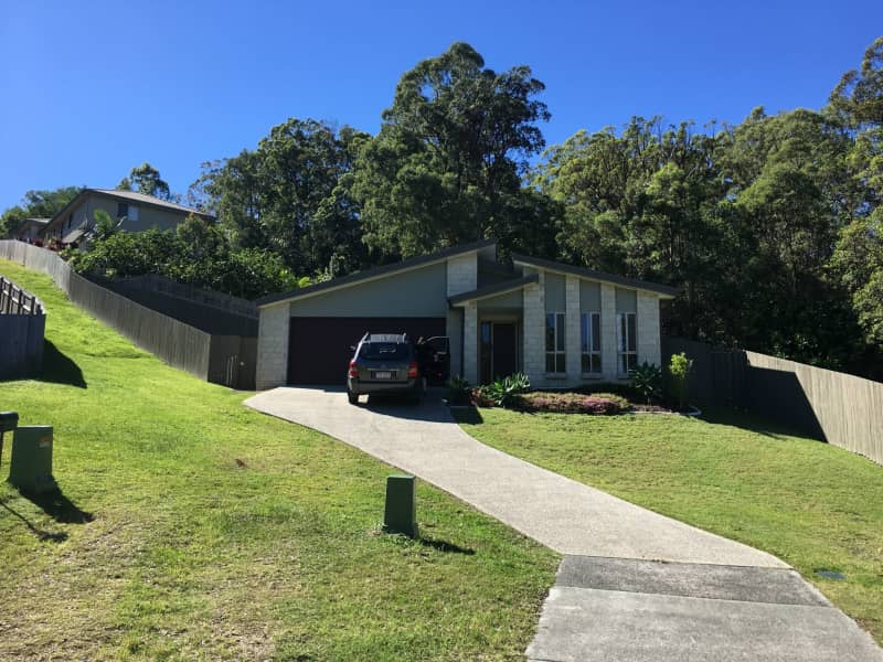 Housesitting assignment in Burleigh Heads, Queensland, Australia