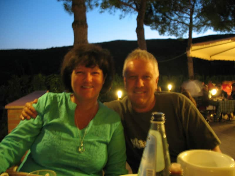 Moira & Chris from Bury St Edmunds, United Kingdom