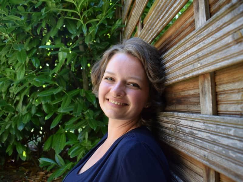Stephanie from Freiburg, Germany