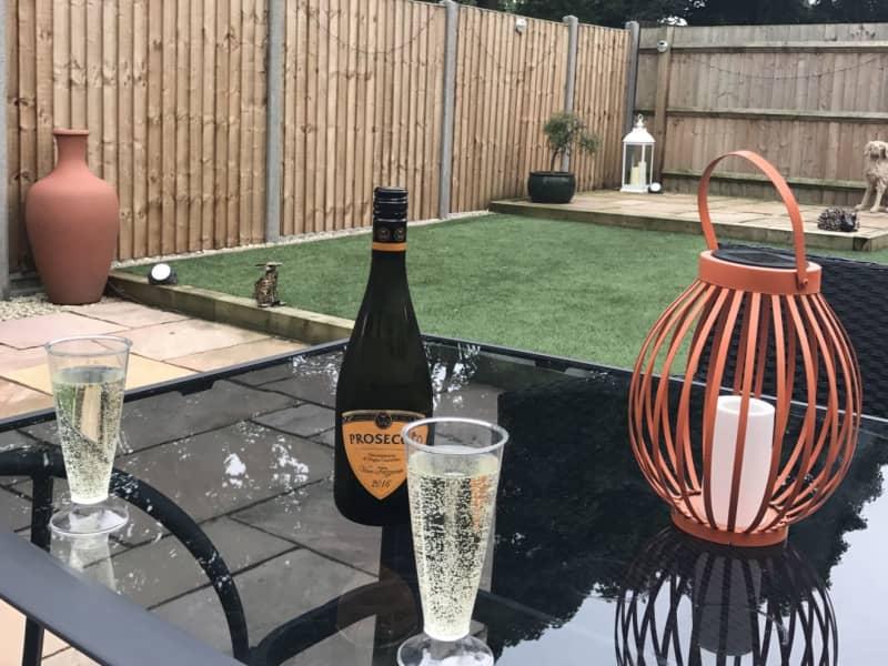 Housesitting assignment in Rushden, United Kingdom