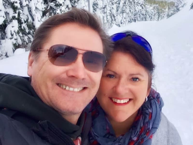 Dave & Kathy from South Lake Tahoe, California, United States