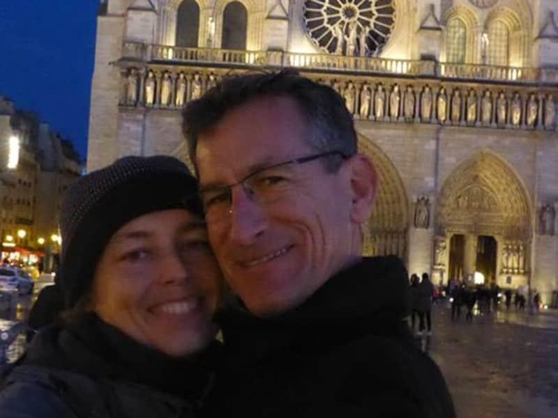 Jens & Franziska from Hamburg, Germany