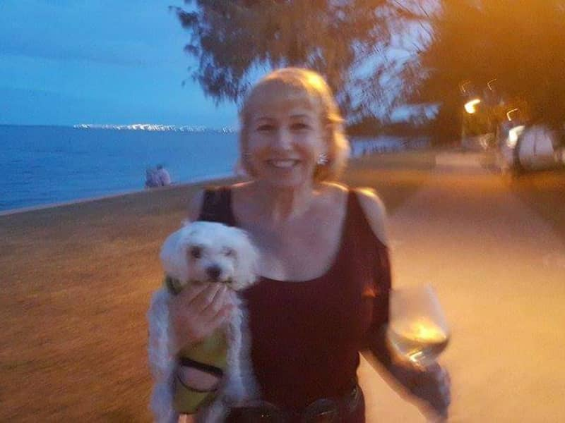 Chrissy from Brisbane, Queensland, Australia