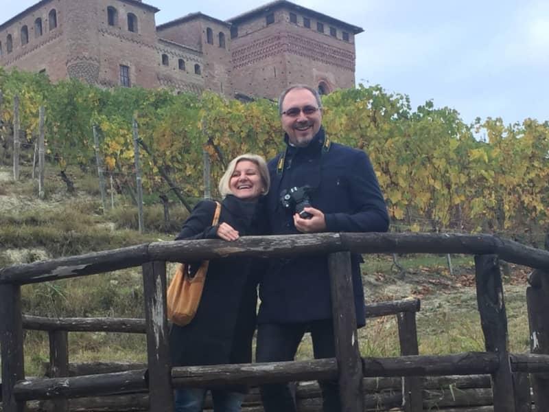 Valentina & Luca from Ciampino, Italy