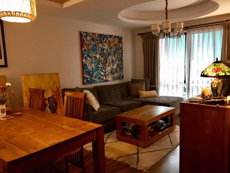 Living Room Decoration Nepal