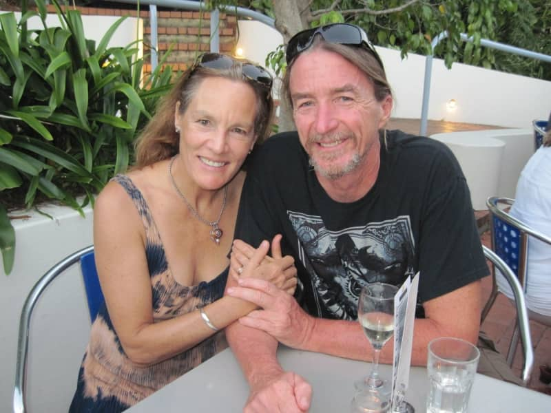 Michael & Ellen from Byron Bay, New South Wales, Australia